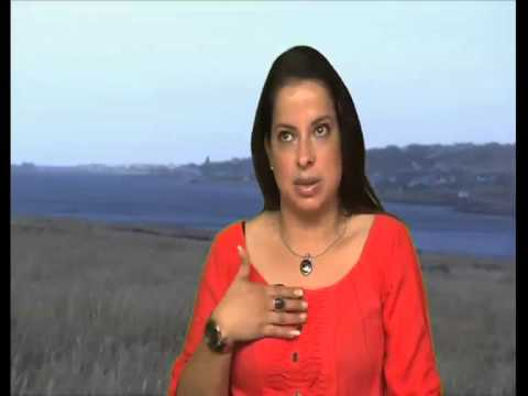 Central American Journalists on Falkland Islands Television ( FITV)