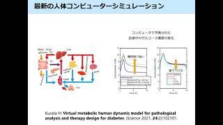 最新の人体コンピュータシミュレーションについての解説動画