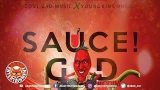 Macleban Grey - Mark X [Sauce Gad Riddim] April 2019
