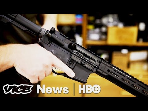 "What Makes A Gun An ""Assault Weapon""? Massachusetts AG Takes On Gun Control (HBO)"