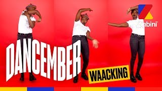 Dancember #9 - Waacking