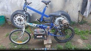 Electric Bike проще не придумаешь!
