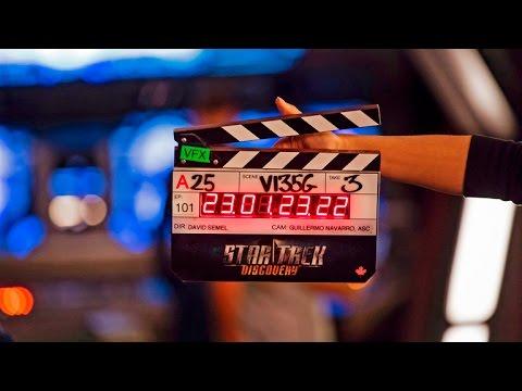 'Star Trek: Discovery' comienza oficialmente su rodaje y tenemos nuevo teaser