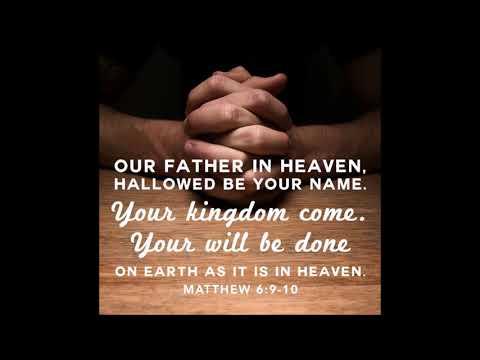 How to Pray by Josh Herring
