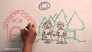 Baby Bedtime - Fairy Tales - Hansel & Gretel - Full Story - Story Time