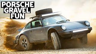 Porsche Blasphemy Never Felt So Good: Kelly Moss Safari Spec 911