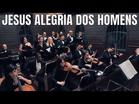 Jesus Alegria dos Homens Coral e Orquestra Sognatori Per Caso