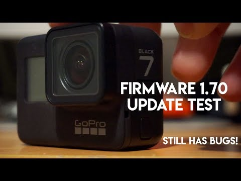 Cold Weather Fixes? GoPro Hero 7 Black, New 1.70 Firmware Update - Netcruzer TECH