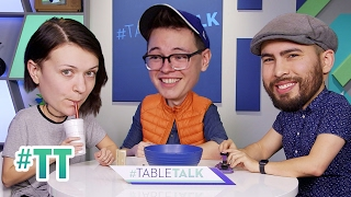 Valentine's Day Love Tips on Table Talk
