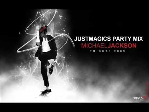 Justmagics Party Mix - Special Michael Jackson