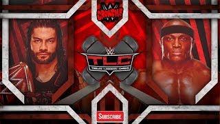 WWE TLC MATCH CARD PREDICTIONS 2018