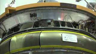 Heaviest Spacecraft Ever Launched By Europe - Final ATV Mission   Video