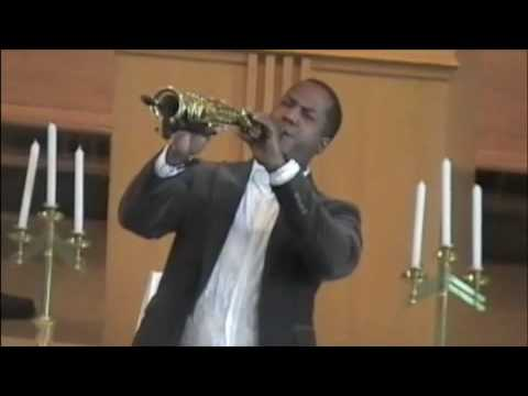 Praise Is What I Do on Saxophone