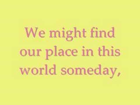 HSM - I gotta go My own Way  (LYRICS)