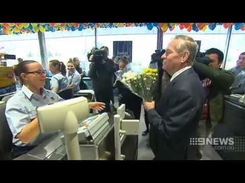 Aldi Opens | 9 News Perth