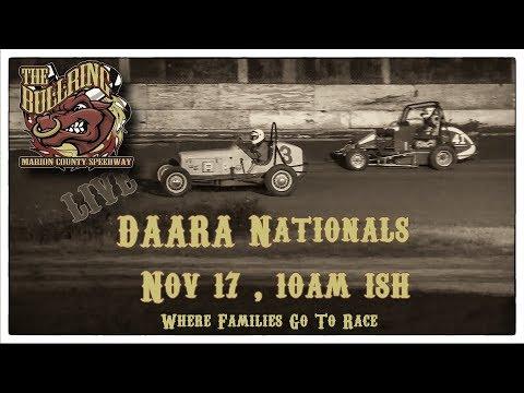 Daara Daytona Antique Auto Racing