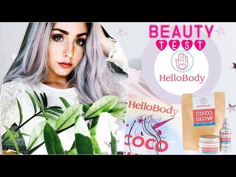 Beauty Test Hello Body Stop Trądzikowi Zniszczonym Włosom Cellulitowi I Rozstępom Youtube