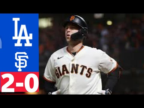 Giants vs. Dodgers score: Live updates from NLDS Game 1 as ...