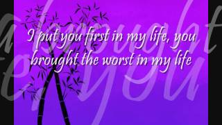 Around You (with lyrics), Brownstone [HD]