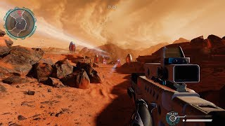 Epic Combat on MARS in Free Online FPS Game Warface Mars Update