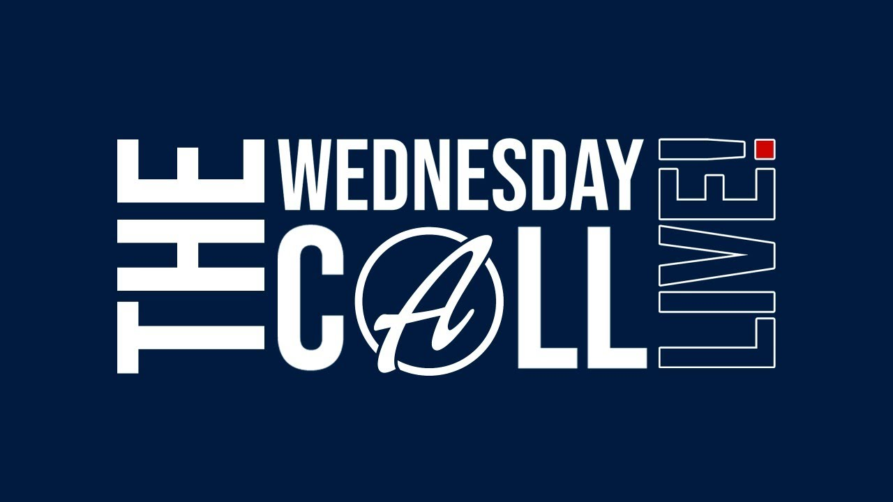 The Wednesday Call Live with Andy Albright! 07-08-20