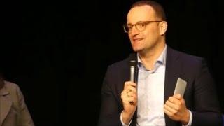 Podiumsdiskussion  mit Jens Spahn in Gronau