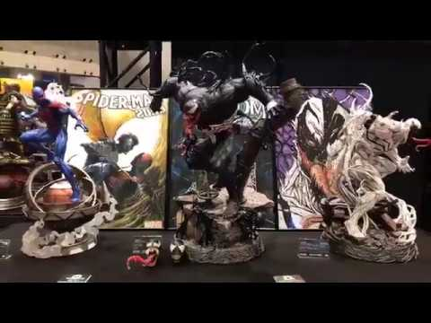 Prime 1 Tour Part 1 at Wonderfest 2017 - RaddTitan