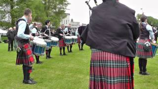 Enniskillen 2014 - Field Marshal Montgomery Pipe Band - New Medley