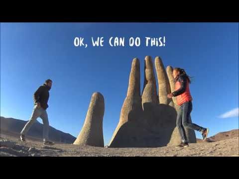 CHILE: Road trip North of Chile - Every day is a saturday