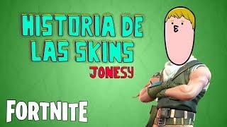 FORTNITE - SKINS STORY