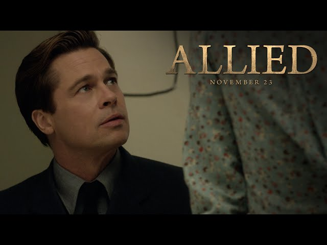 Allied (2016) - 60 Spot - Paramount Pictures