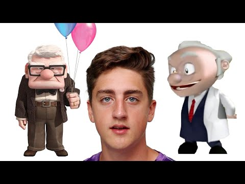 'Up' But Everything