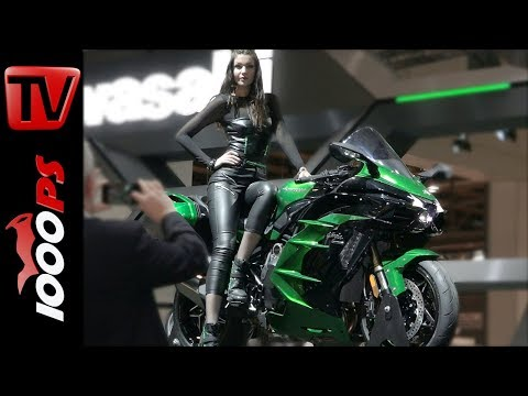 Kawasaki 2018 - Z900RS Cafe - Leistung, Preis, technische Daten - Ninja H2 SX, Ninja 400, ZX-10R SE