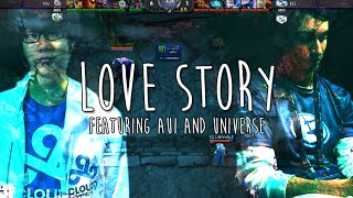 Love Story ft. Aui and Universe