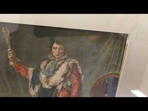 Napoleon Bonaparte at Crossroad of Civilizations Museum Dubai 19.12.2020