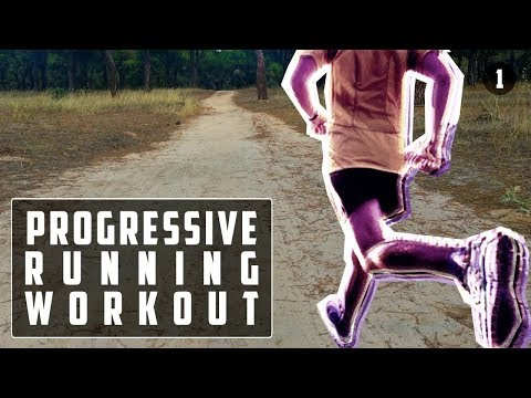 Progression Run  From 170 BPM to 180 BPM Running Music #01