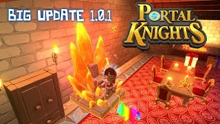 Portal Knights Big Update
