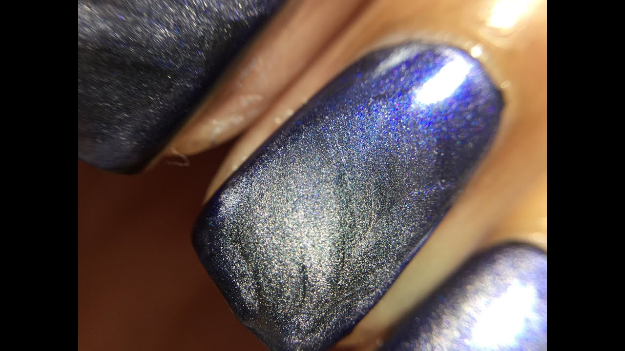 Magnetic Nail Polish - Gem Stone Effect\
