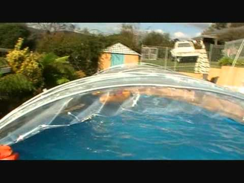 swimming pool dome customer stories- the answer to all pool problems.  www.solardomes.com.au