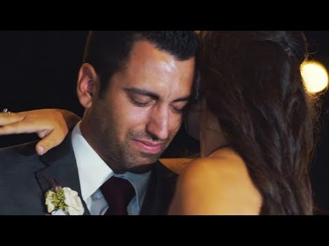 GROOM & SISTERS' EMOTIONAL TRIBUTE TO MOTHER!! (Wedding Video)