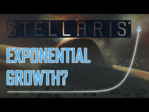 Stellaris - 4x Expansion Strategy - How To: Exponential Growth - Meklar - Machine Empire (2.8), 2021 |