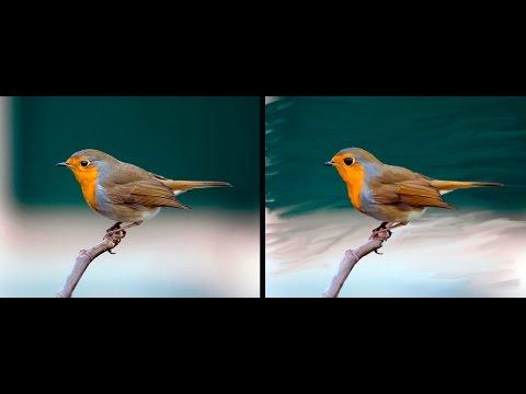 🔴  Уроки фотошопа - Урок #26: Эффект аниме на фото (cs6)
