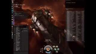 EVE ONLINE , Orca in Rens (Somer Blink event)