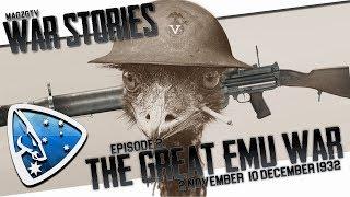 The Great Emu War (War Stories #2)