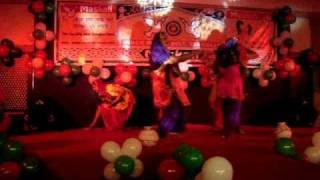 giddha dance aloo chat