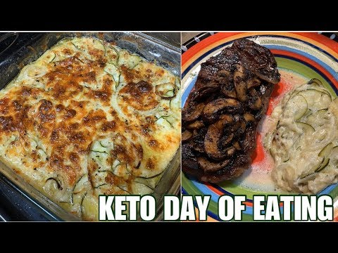 wagyu-steaks,-zucchini-gratin-taco-salad-|-my-workout-day-in-the-life-|-keto-full-day-of-eating