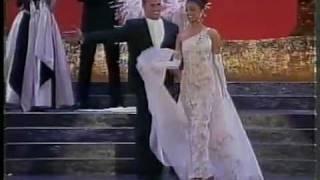 Aishwarya rai MISS WORLD 1994 Top 5 Announcement(HQ video)