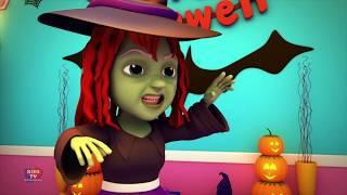 Halloween Fericit | Happy Halloween | Kids Tv Romanian | Cântece Pentru Copii