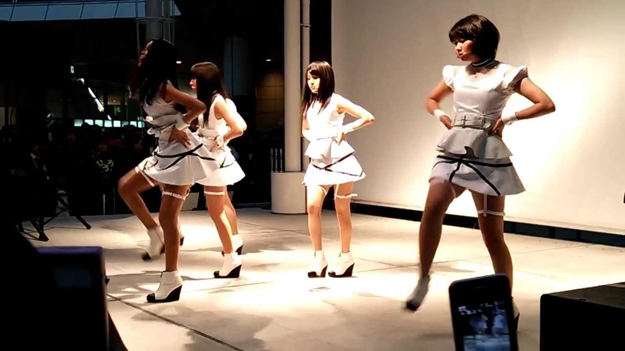 9nine Re:リリイべ ラゾーナ川崎 二部 Just A 戀 - YouTube