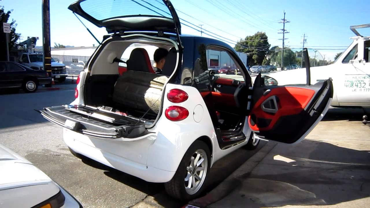 Initial Start Up Blueprinted Turbocharged Smart Car Engine Youtube